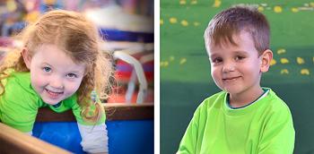 Kinderfotoshootings und Eventbegleitung