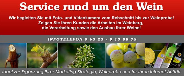 Unser Service fuer Weinbaubetriebe