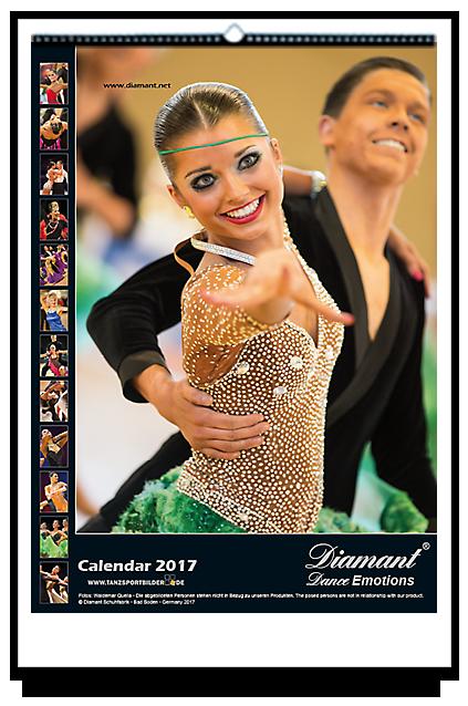 Tanzsportkalender 2017